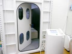 高圧酸素治療器 Oasis O2